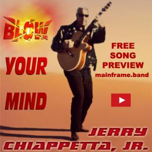 BLOW YOUR MIND (New Independent Music Artist Release)