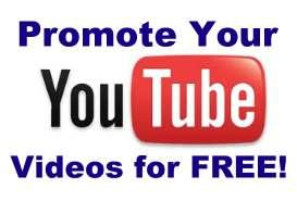 Get Your YouTube Video Seen Today!