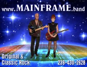 MAINFRAME  Original & Classic Rock Duo in Florida