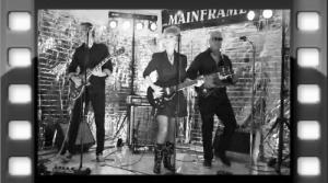 Check out MAINFRAME.band Performing DANGEROUS TYPE (Cover) by The Cars