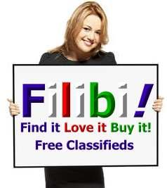 Advertise Facebook, Twitter, YouTube Free! ~ Filibi.com Classifieds