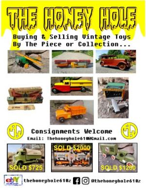 The Honey Hole - Vintage Toys & More!