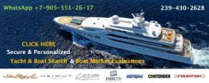 Personalized Boat Search & Free No-Obligation Boat Market Evaluations